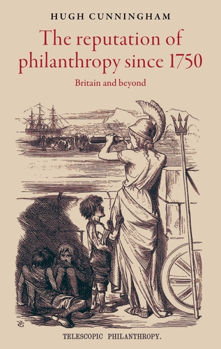 The reputation of philanthropy since 1750