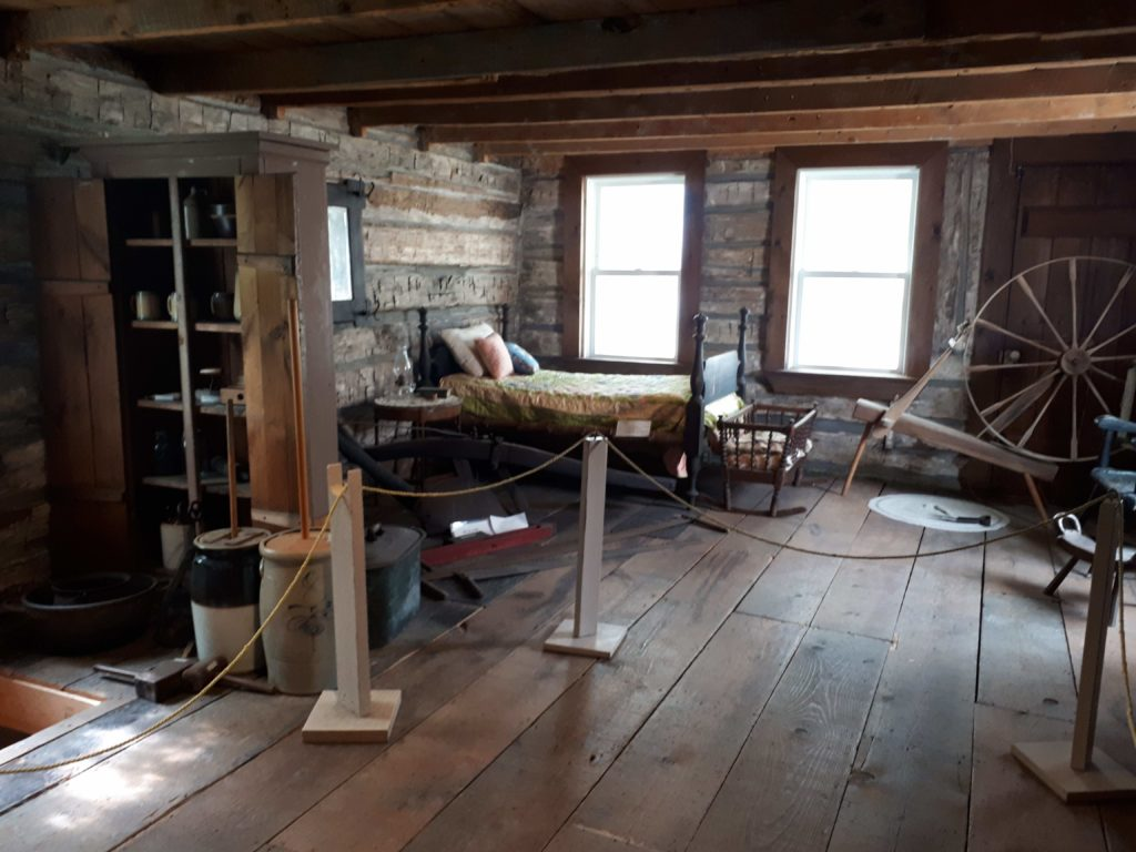 George Taylor Log Cabin, Amherstburg Freedom Museum