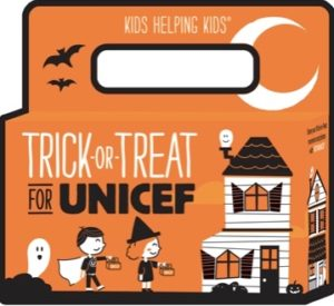 UNICEF coin box