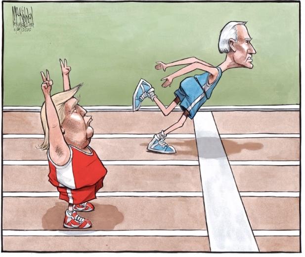 US election - Bruce MacKinnon