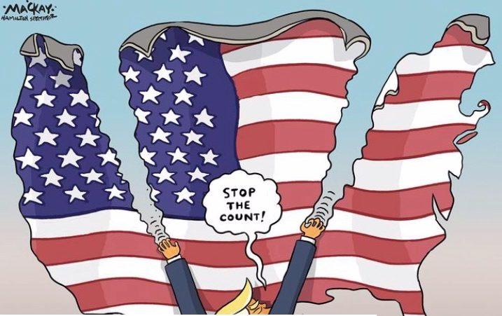 Editorial cartoonists - Graeme McKay