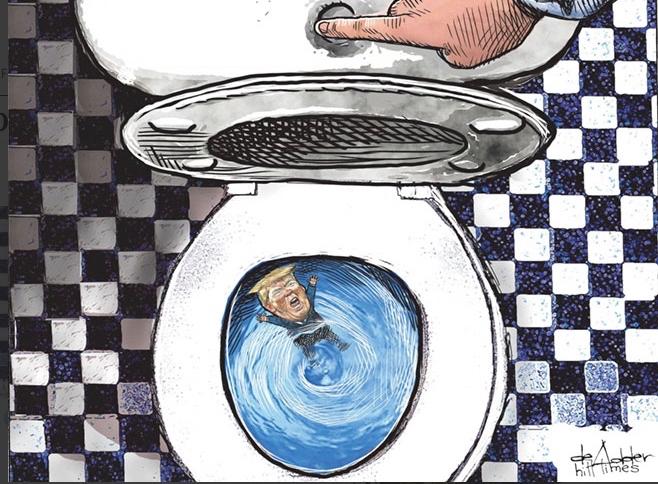 US election - Michael de Adder