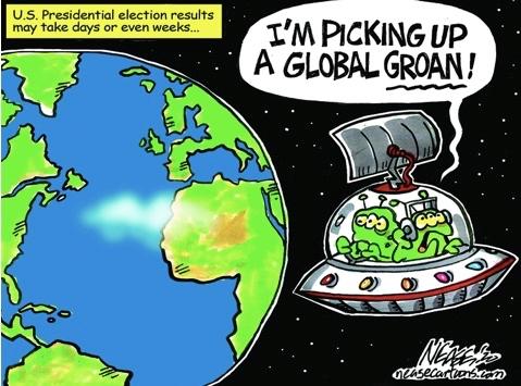 Editorial cartoonists - Steve Nease