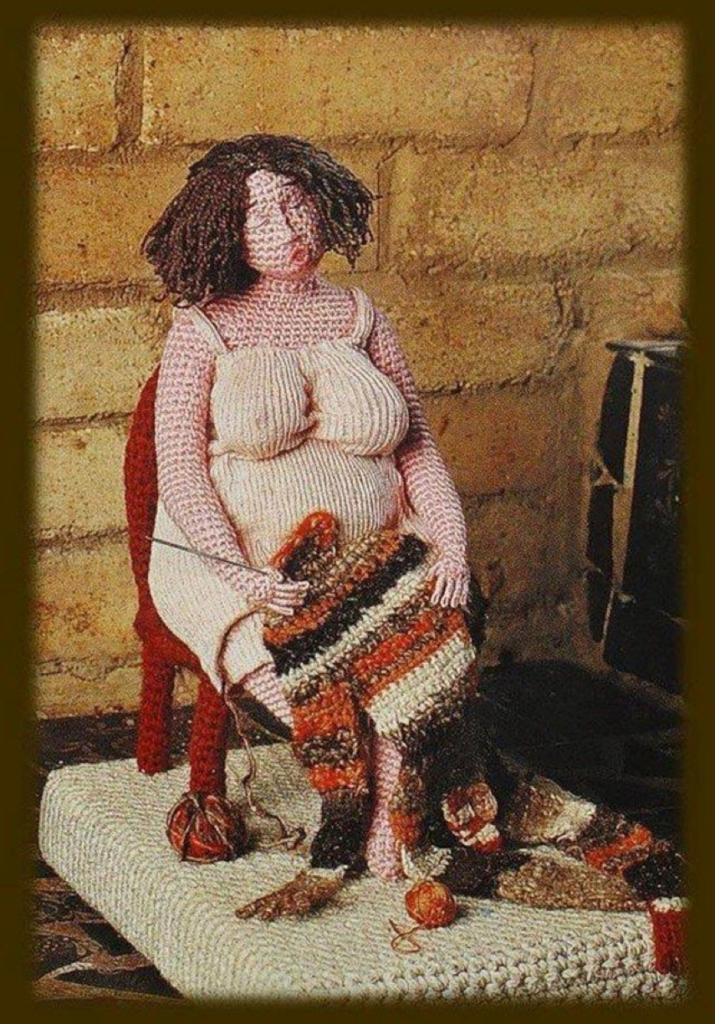Russian artist Yulia Ustinova