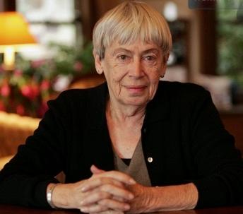 Ursula K LeGuin - Great Women Authors