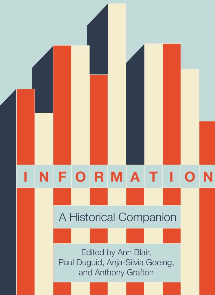 Information, Princeton University Press