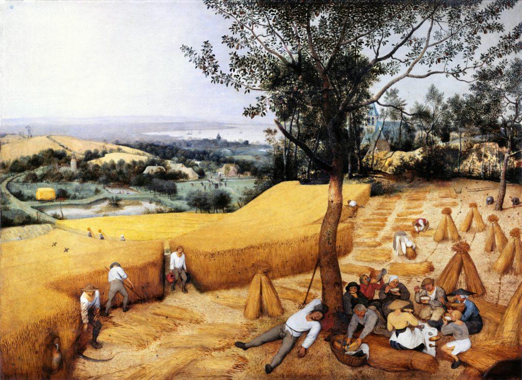 The Art of Work Bruegel
