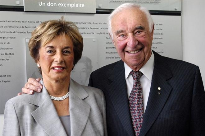 disbursement quota consultation - Marcelle and Jean Coutu