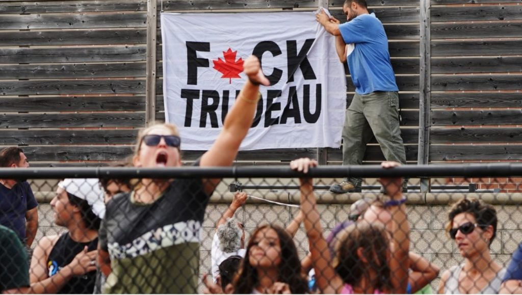 right wing extremism in Canada